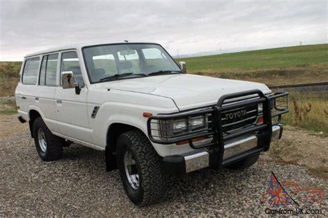 1988 Toyota Land Cruiser-beautiful Cool Cruisers Of Texas