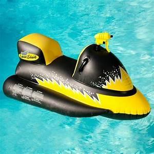 Jeux Gonflable Pour Piscine : jet ski gonflable scoot splash la boutique desjoyaux ~ Dailycaller-alerts.com Idées de Décoration