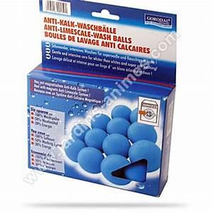Anti Calcaire Machine à Laver : boules de lavage anti calcaire lave linge x6 produit ~ Premium-room.com Idées de Décoration