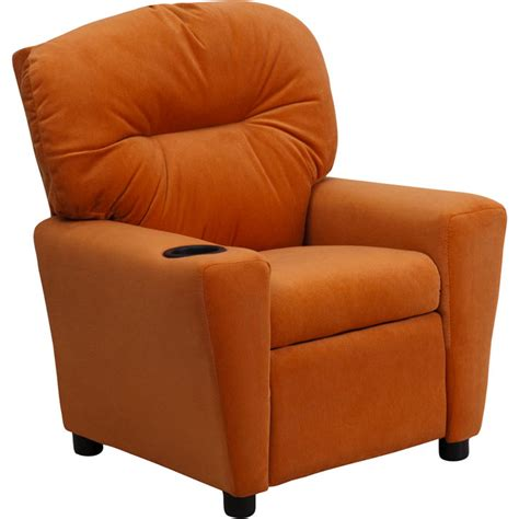 toddler recliner with cup holder recliner with cup holder in lounge chairs