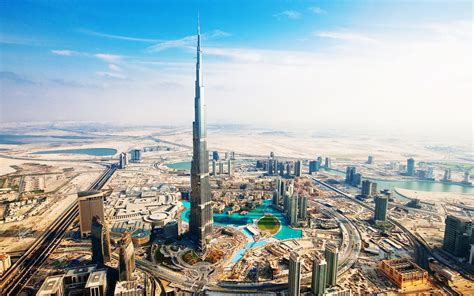 Burj Khalifa The Tallest Standing Structure In The World