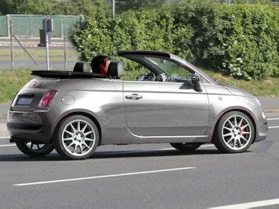 fiat 500 cabriolet la toile ne se rangera pas dans le coffre nouveaux mod 232 les sur autocadre - Fiat 500 Décapotable