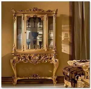mobili buscemi arredamenti cristalliera in stile With mobili in stile barocco