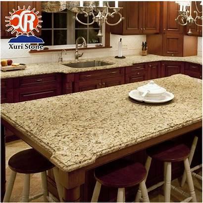 Granite Brazil Countertop Oro Gold Yellow Stonecontact