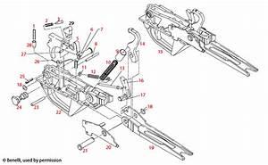 Benelli U S A  U00ae Super Black Eagle Ii Trigger Assembly