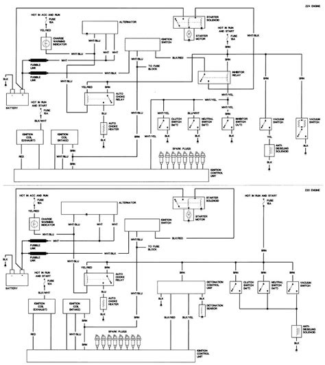 Nissan Wiring Diagram Ford Ignition Module by Need To The 5 Blade Terminals E D T I Specs Coil