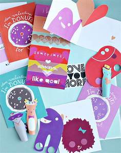PLAYFUL VALENTINE'S DAY PRINTABLES FROM SMALLFUL