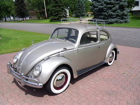 1959 Volkswagen Beetle 2 Door Sedan