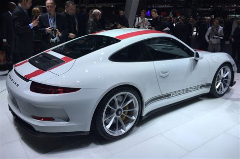 New Porsche 911r Revealed The Purist's Choice? By Car