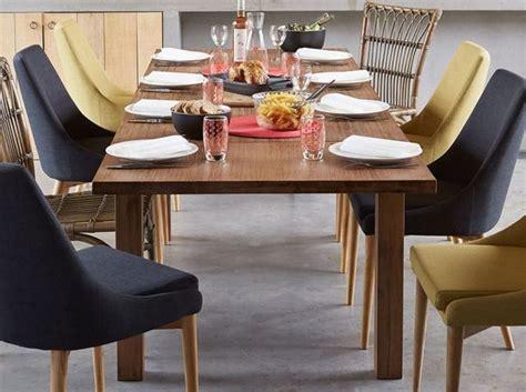 table carrée a rallonge table 224 rallonges du mobilier aussi pratique que