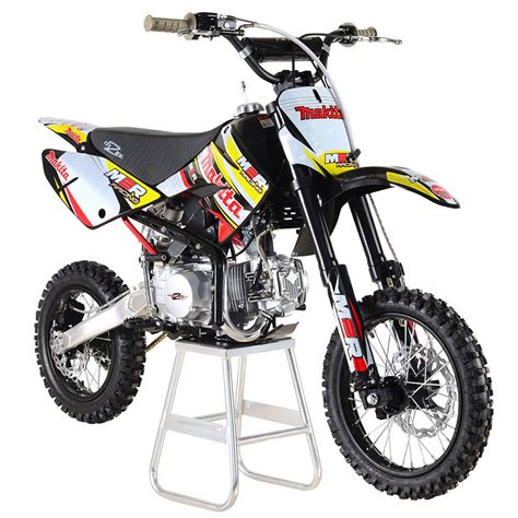 racing motocross bikes m2r racing km125mx 125cc 86cm quot makita quot pit bike dirt