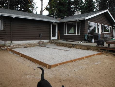 need to design transition from sidewalk deck to