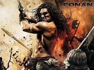 TMR - Conan: the Barbarian (2011) - YouTube