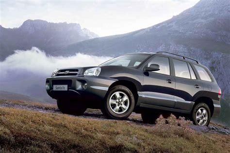 Hyundai Santa Fe Fiche Technique  20 Crdi 4wd 2005