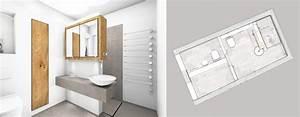 Badplanung Kleines Bad : badplanung aufteilung eines kleinen bades mit g ste wc ~ Michelbontemps.com Haus und Dekorationen
