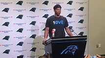 Cam Newton: Time is now for team to help bring people ...