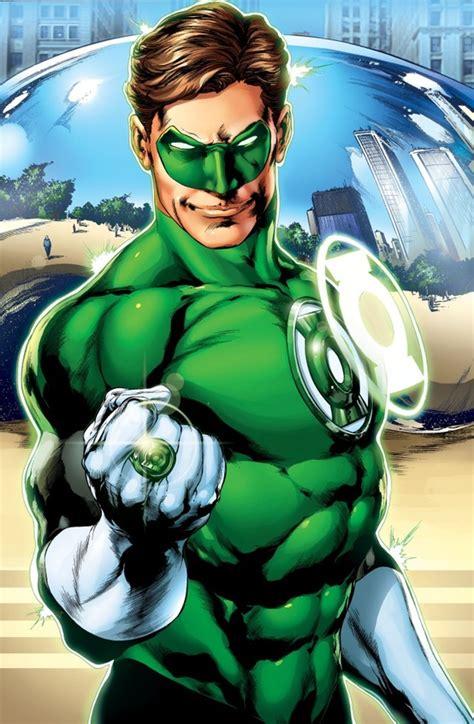 character spotlight green lantern hal