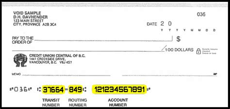 Bayview Credit Union Receiving Wire Transfer Canadian