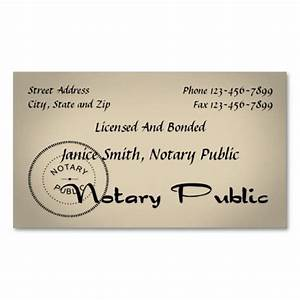 Notary public business card design ideas pinterest for Notary public business cards sample