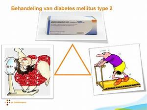 Diabetes 2 behandeling