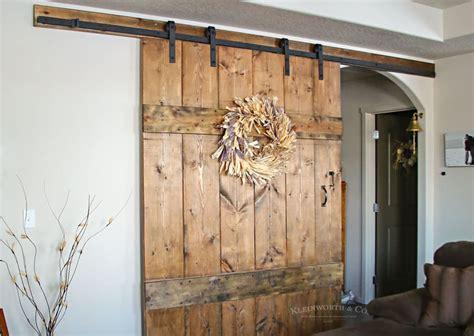 rustic barn doors 50 rustic diy home decor projects