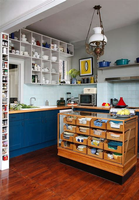 kitchen island shelves trendy display 50 kitchen islands with open shelving