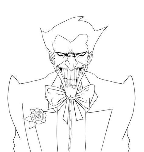 joker coloring pages coloringsuitecom