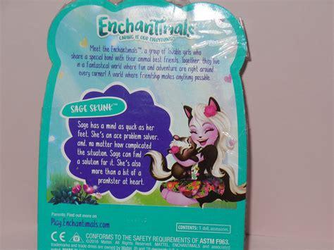 ls plus coupon 2017 veni vidi dolli review enchantimals sage skunk
