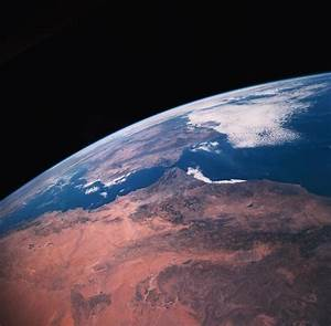 View Of Earth From Space Photograph by Stockbyte