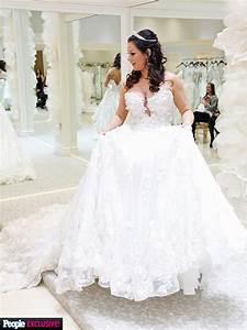 jersey shore39s jwoww shops for her wedding dress With snooki wedding dress