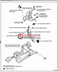 Free Download  Toyota Yaric Repair Manuals  Clutch