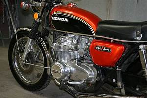 1974 Honda Cb550 Four  U0026quot Ko U0026quot  Motorcycle Unrestored In