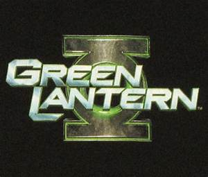 Green Lantern Movie Logo Toddler T Shirt
