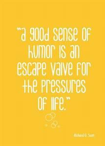 Sense Of Humor Quotes QuotesGram