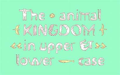 Animal Fabel Alphabet Letters Words
