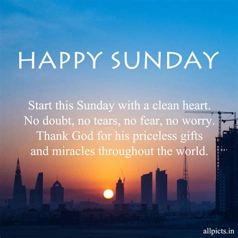 20 Best Sunday Thoughts Images and Inspirational Quotes 11 ...