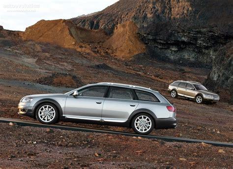 Audi A6 Allroad  2006, 2007, 2008, 2009, 2010, 2011