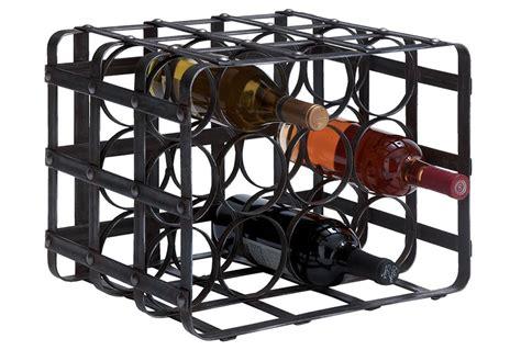 metal wine rack 12 inch metal wine rack living spaces