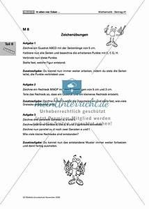 Vierecke Berechnen : geometrie lerntheke zum vertiefen der eigenschaften von quadrat rechteck trapez ~ Themetempest.com Abrechnung