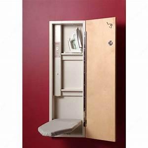 Planche à Repasser Murale : planche a repasser murale maison design ~ Premium-room.com Idées de Décoration