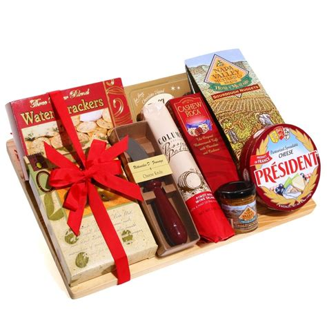 meat and cheese gift basket ultimate meat and cheeseboard gift cheese meat gift