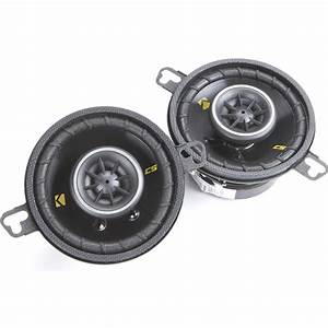 Kicker Car Speakers : kicker 40cs354 3 1 2 2 way car speakers pair at ~ Jslefanu.com Haus und Dekorationen