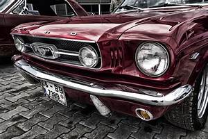Photograph 1962 Ford Mustang by Tolunay Karagöz on 500px | Voertuigen