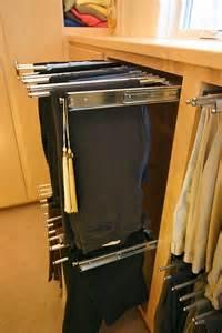 Storage Closet Idea Pants