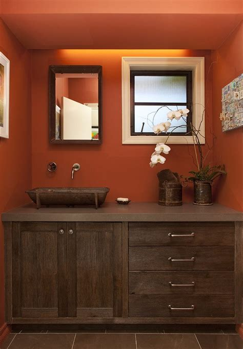 Colored Bathroom by Colored Bathroom Rustic With Traditional Vanities Tops
