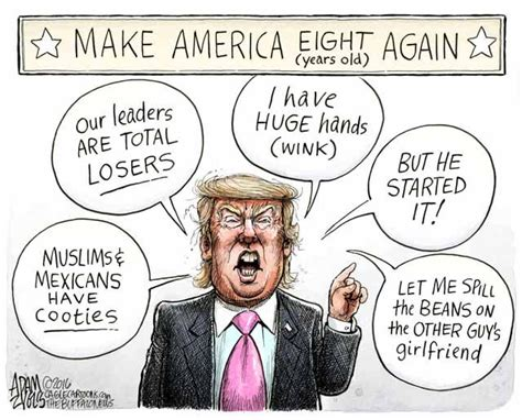 1000+ Images About Trump Cartoons On Pinterest  Donald O