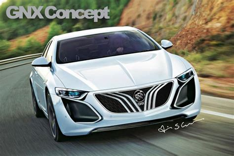 Buick Gnx Concept by Gnx Concept