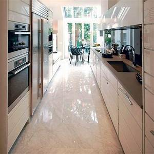 best 25 long narrow kitchen ideas on pinterest narrow With kitchen design for long narrow room
