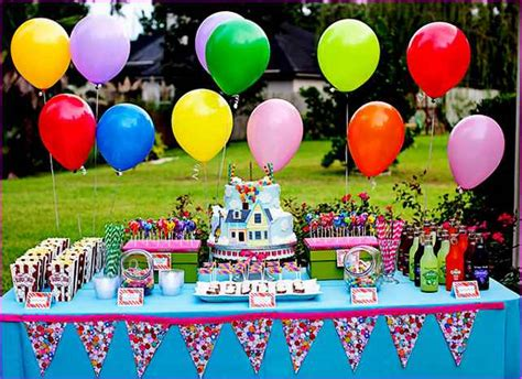 Birthday Party Theme Ideas For 1 Year Old Boy Simple