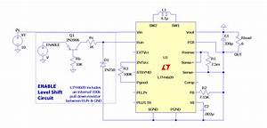 Signal Level Shifting With  U03bcmodule Regulator For Positive